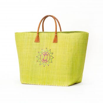 Chakra Tasche HerzChakra grün