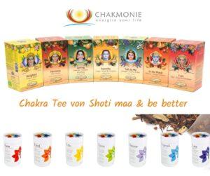 Shoti maa Chakra Tee Be better Chakra Tee